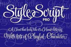 Style Script Pro - Script