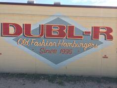 18) DUBL-R Old Fashioned Hamburgers - 1810 Herring Ave Waco, TX 76708