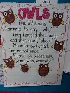 Owl Poem