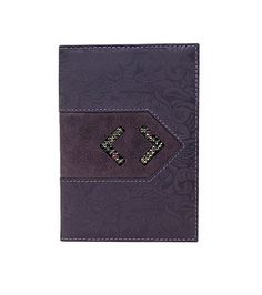 Vintage Hen And Cute Chick Leather Passport Holder Cover Case Blocking Travel Wallet
