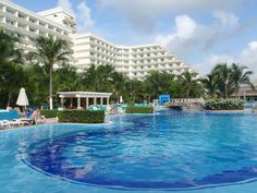 Hotel Riu Caribe 5* All Inclusive - pool view | Get Rates!