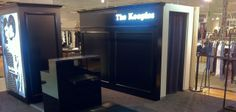The Kooples - stand, mobilier commercial, agencement de magasin - Mission