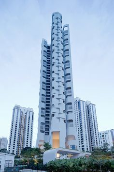 Ardmore Residence skyscraper in Singapore | Architect: UNStudio