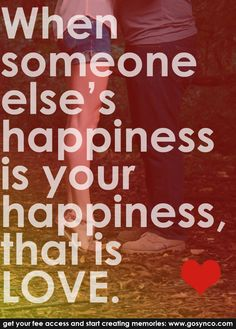 Love quote. #lovequote #happiness #love www.gosynco.com