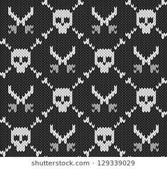 New knitting fair isle pattern cross stitch ideas Fair Isle Knitting Patterns, Fair Isle Pattern, Knitting Charts, Knitting Stitches, Knitting Designs, Knitting Yarn, Knit Patterns, Knitting Projects, Cross Stitch Patterns