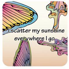 I shine bright!
