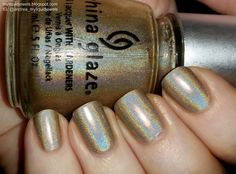 China Glaze - FYI, by My Liquid Jewels