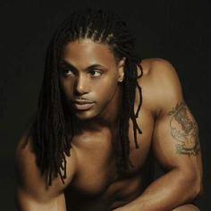 Black men Dreads