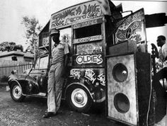 A sound system is a group of disc jockeys, engineers and MCs playing ska…