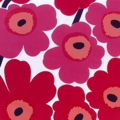 FINNISH Classic DESIGN. Fabrics, Decorate.... Like this. SMILE  marimekko.com