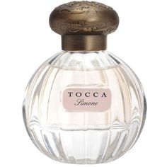 Women's Tocca 'simone' Eau De Parfum (4.240 RUB) ❤ liked on Polyvore featuring beauty products, fragrance, perfume, beauty, no color, eau de perfume, flower fragrance, tocca perfume, tocca and flower perfume