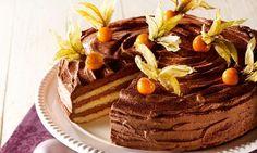 Gestalten Sie Ihre Torte ganz nach Ihren Wünschen und nutzen dieses Rezept als Grundlage für einen Tortenboden