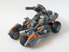I recently stumbled into a mind blowing gallery of lego pieces by a Flickr user called Kwi Chang . I've seen a ton of cool Lego work in my...