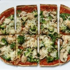 10 Healthy Pizza Recipes These pies are so yummy and easy to make, your days of ordering greasy delivery are over