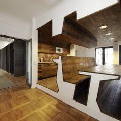 Jung von Matt office by Stephen Williams Associates..cool