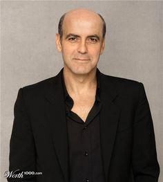 Si George Clooney fuera calvo