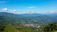 Travel around the city of Medellin Colombia, live an unique adventure and nature experiences and discover exceptional landscapes. Paragliding, Adventure Tours, Travel Around, Activities, Mountains, Landscape, City, Nature, Scenery