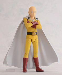ToyzMag.com » figma Saitama – One Punch Man 1er image couleur