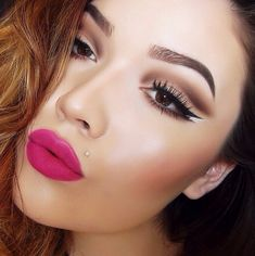 "19 Looks de maquillaje tan perfectos que te harán decir ""imposible"""