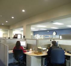 Đèn âm trần 7W được ứng dụng rộng rãi trong chiếu sáng nhà ở, văn phòng, khách sạn, chung cư, ....