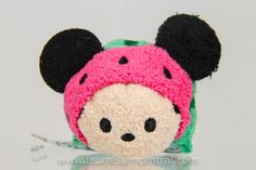 Mickey Mouse (Watermelon) (Summer Food 2017) at Tsum Tsum Central