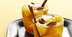 Mexican Pumpkin Punch Recipe : Food Network Kitchen : Food Network - Rum and pumpkin puree pair perfectly in this punch that's also sweetened with dark brown sugar. Pumpkin Recipes, Apple Recipes, Fall Recipes, Pumpkin Dishes, Healthy Recipes, Healthy Treats, Yummy Drinks, Yummy Food, Healthy Halloween