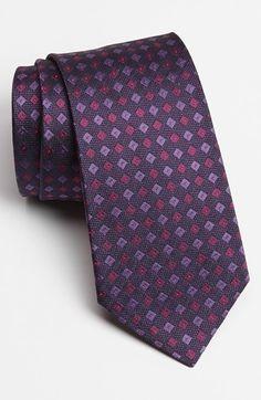 Etro Woven Silk Tie | Nordstrom