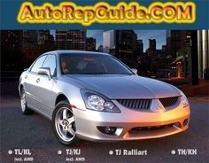 Download free - Mitsubishi Magna / Verada / Diamante (2003) repair manual: Image:… by autorepguide.com