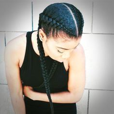 See this hairstyle by @DopeCornrowStyles on Tress • 1 likes #ILikeTress
