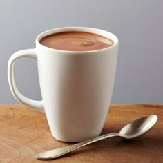 Try this hot chocolate recipe for a clean-eating diet Good Morning Happy Saturday, Grocery Items, Clean Eating Diet, Hot Chocolate Recipes, Yummy Snacks, Meal Prep, Food And Drink, Cooking Recipes, Meals