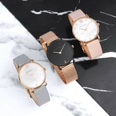 Fancy Watches, Cute Watches, Elegant Watches, Beautiful Watches, Stylish Watches For Girls, Trendy Watches, Casual Watches, Mix And Match Fashion, Watches Photography