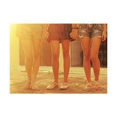 three best friends | Tumblr via Polyvore