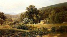 Summer in the Blue Ridge by Hugh Bolton Jones