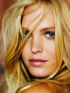 Wallpaper erin heatherton, blonde, freckles, green-eyed,  face Background Download Picture, Image WallpapeprsCraft