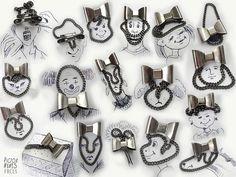 Victor Nunes turns everyday Object into playfull Illustrations #victornunes #pareidolia