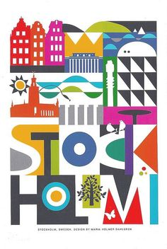 ikea stockholm postcard - Google Search