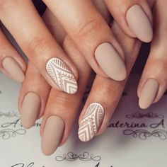 Nude Nail Polish Colors And#8211; Find the Best Neutral Design ★ See more: http://glaminati.com/nude-nail-polish-colors/