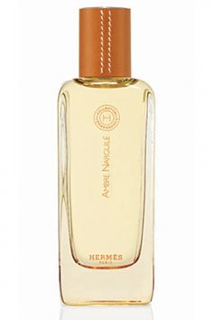 Hermessence Ambre Narguile by Hermes is a sweet, warm, balsamic, honeyed Oriental Spicy fragrance featuring honey, benzoin, labdanum, musk, vanilla, caramel, tonka, sesame, cinnamon, rum, coumarin and orchid. - Fragrantica