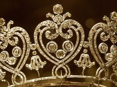 Cartier, 1903, designed for the Duchess of Manchester, Gold, Silver and lots of Diamonds! The Duchess of Manchester was a famous American heiress who marries into the British nobility in 1876. The Duke of Portland recorded that she 'took society completely by storm by her beauty, wit, and vivacity'.
