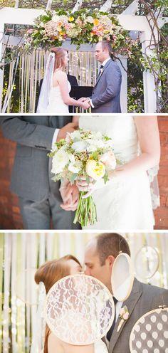 Jardim de flores e rendas   Casamenteiras
