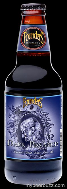 mybeerbuzz.com - Bringing Good Beers & Good People Together...: Founders Dark Penance Imperial Black IPA - Next Sp...