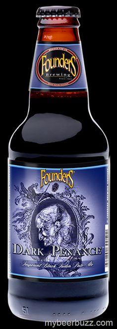mybeerbuzz.com - Bringing Good Beers & Good People Together...: Founders Dark Penance Imperial Black IPA - Next Sp...