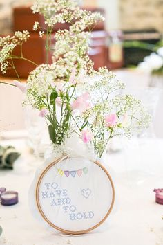 french garden party | Pretty and Relaxed French Garden Party Wedding