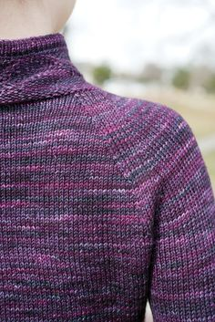 Orbit Pullover Sweater Knitting Pattern - Knitting Daily