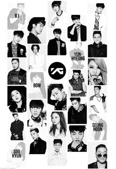 #YG Family <3 they are all so perfect!!! Can't wait for Winner and Team B's debut!!!!!