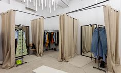 Take a Look Inside Dover Street Market's New Haymarket Location: Rei Kawakubo moves house. Dover Market, Dover Street Market London, Wooden Shack, Magazine Stand, Tower Block, Garage Studio, London Outfit, Fashion Wallpaper, Wallpaper Magazine