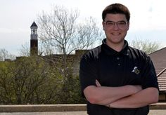 Gabriel Rangel finds joy in using his knowledge to help others, whether that means going on service trips to help with hurricane relief or researching malaria. Rangel was named Top Senior in Agriculture at Purdue University and is the first student to have received the honor every year since beginning as a freshman.