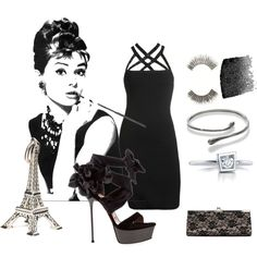 Hepburn, created by pezgrlpatty.polyvore.com