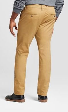 4f66b98c0f5f Men's Athletic Fit Hennepin Chino Pants - Goodfellow & Co Navy 32x30 ...