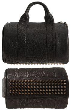 Alexander Wang Rocco Duffel Bag- Already have- HUBBY ROCKS..